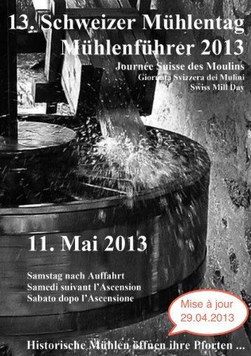 Mise à jour 29.04.2013 - A la UNE de green-valais.ch