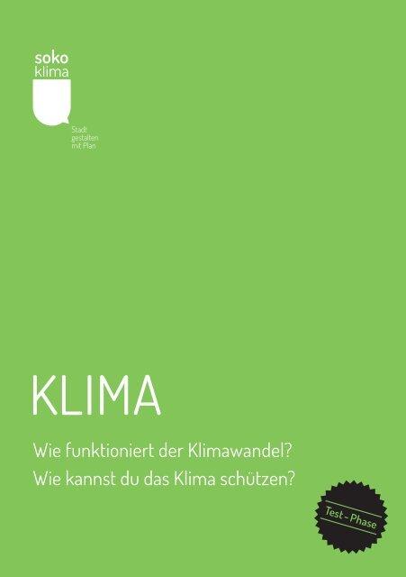 Download Entwurfsfassung - Soko Klima