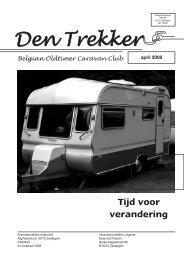 Den Trekker - Belgian Oldtimer Caravan Club