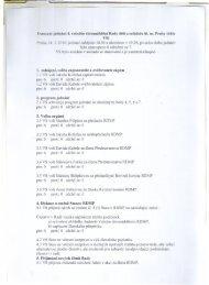 Usnesení 4. valného shromáždění - Rada dětí a mládeže hl. m. Prahy
