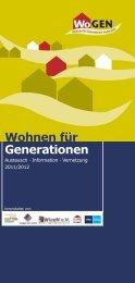 Wohnen für Generationen - Ennepe-Ruhr-Kreis