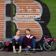 Katalog 2013 - Brompton