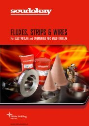 FLUXES, STRIPS & WIRES