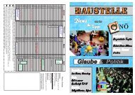 baustelle Nr 17 neu - Evangelische Jugend Österreich
