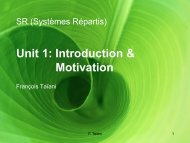 Unit 1: Introduction & Motivation