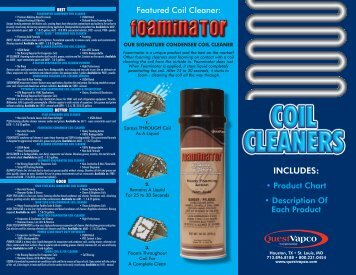 Brochure-Coil Cleaner