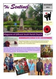 November - Giffnock South Parish Church