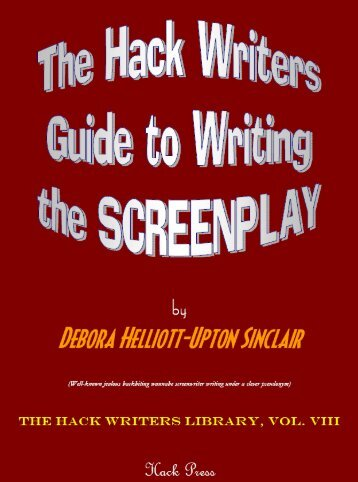 The Hack Writers Guide to Writing - pharts