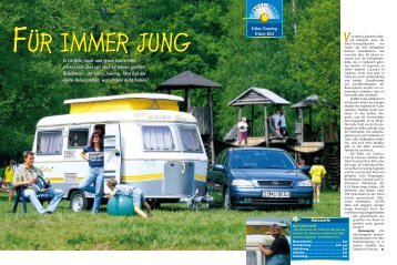 Profitest Eriba Touring Triton BSA 7/98 - Eribelle.de