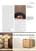 Renaissance: das traditionelle Eichenfass - Weinlabor Briegel - Page 4