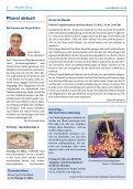 Pfarreiblatt März 2013 - Pfarrei Root - Seite 4