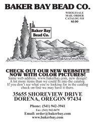 Catalog - Baker Bay Bead Co.