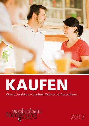 Wohnen mit Weitblick leistbar – ökologisch – verdichtet ... - Vorarlberg