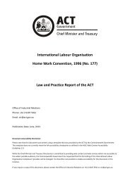 International Labour Organisation Home Work Convention, 1996 ...