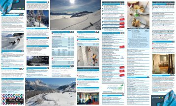 Panoramakarte Winter [PDF, 5.00 MB] - Gemeinde Glarus Nord
