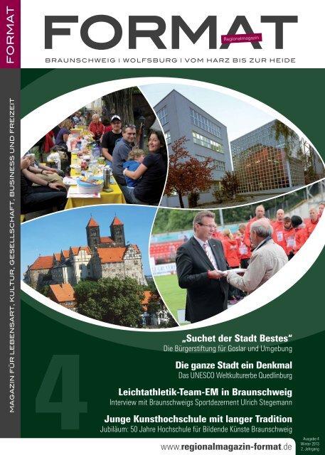 Download FORMAT - FORMAT - Regionalmagazin