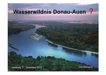 Wasserwildnis an der Donau - Nationalparks Austria