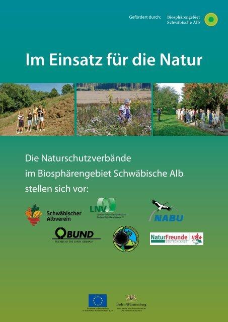 Im Einsatz für die Natur - BUND Neckar-Alb