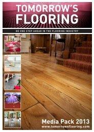 Media Pack - Tomorrow's Flooring
