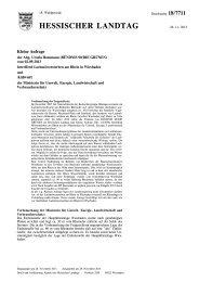 Kleine Anfrage betreffend Lachmöwensterben am Rhein in ...