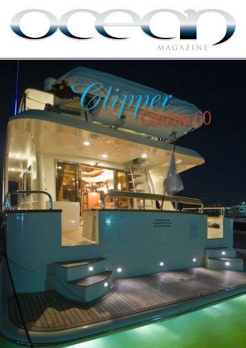 Cordova 60 - Richard Boland Yachts