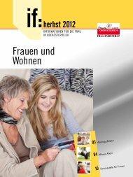 Frauen und Wohnen - Frauenreferat