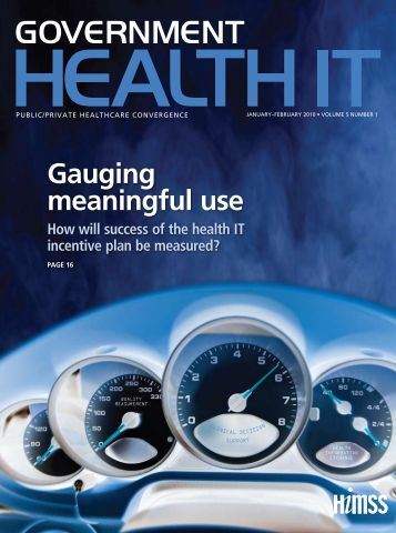 Gauging meaningful use - the Advanced Practice Centers