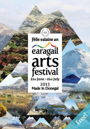 Doneg by 1 - Earagail Arts Festival