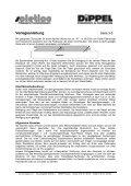 Verlegeanleitung - DIPPEL Konrad eK - Page 3