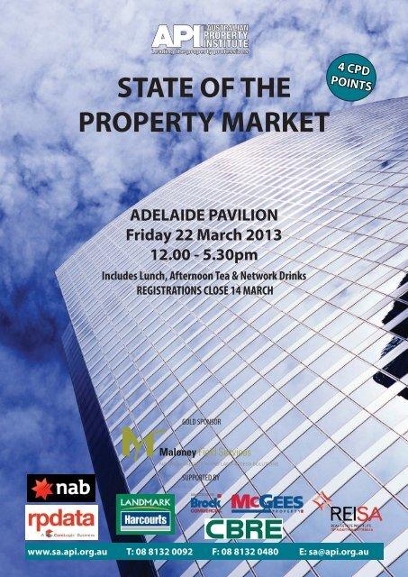 Download Brochure - API South Australia - The Australian Property ...