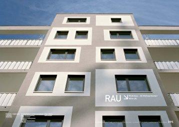 RAU Wohnbau - 49 Wohneinheiten Wien (A) - Alles Wird Gut