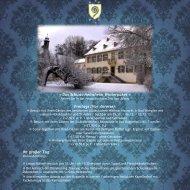 Winterpaket - Hotel Schloss Heinsheim
