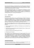 Zusammenfassung der signifikanten Belastungen und ... - Seite 6