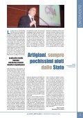 Artigiani, tante storie di lavoro e sacrifici Artigiani, tante ... - CNA Siena - Page 3