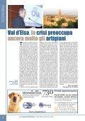 Artigiani, tante storie di lavoro e sacrifici Artigiani, tante ... - CNA Siena - Page 4
