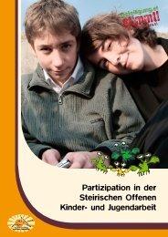 Partizipation in der Steirischen Offenen Kinder- und Jugendarbeit