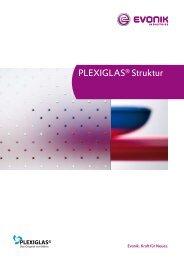 PLEXIGLAS® Struktur - Notz Plastics AG