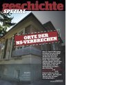 Pressemeldung - geschichte SPEZIAL... - Robert Bouchal