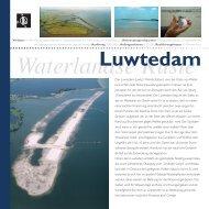 Luwtedam - H+N+S Landschapsarchitecten