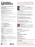 Download - Canadian Mennonite - Page 3