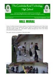 Term 3 Issue 14 5 September 2013 - Canobolas Rural Technology ...