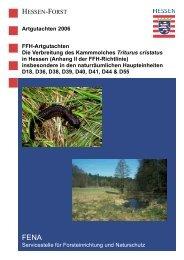 Anhang II der FFH-Richtlinie - Landesbetrieb Hessen-Forst