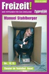 Manuel Stahlberger - Zypresse