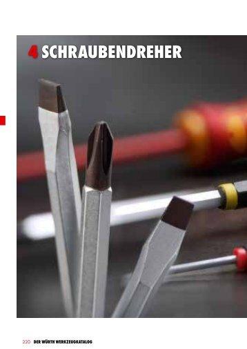Schraubendreher 2k