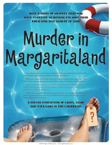 preview file - Murder in Margaritaland