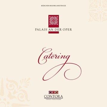 Catering - CONTORA.de