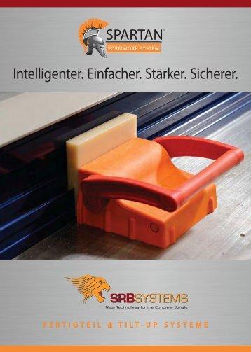 Intelligenter. Einfacher. Stärker. Sicherer. - SRB Construction ...