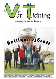 Juli/Augusti 2013 - Kristianstad