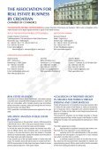 IMMOBILIENFACHWEREBAND REAL ESTATE ASSOCIATION - Seite 6