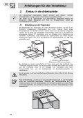 Anleitungen für den Installateur - Page 4